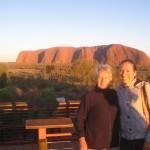 Guten Morgen Uluru